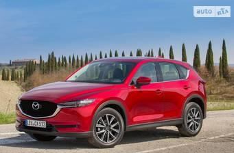 Mazda CX-5 2.0 AT (165 л.с.) 2WD 2017