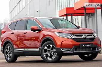 Honda CR-V 2.4 CVT (186 л.с.) 2017