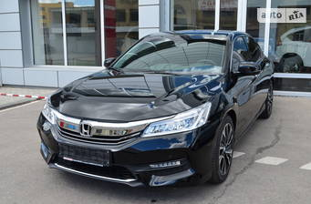 Honda Accord 2.4 CVT (188 л.с.) 2017