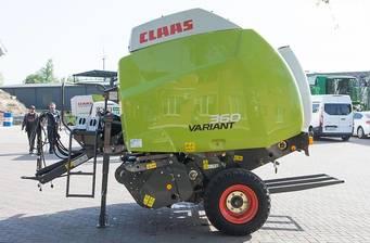 Claas Variant 360 2013