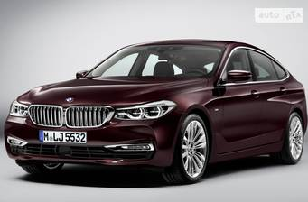 BMW 6 Series GT G32 640d AT (320 л.с.) xDrive  2019