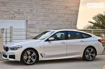 BMW 6 Series GT G32 630d AT (265 л.с.) xDrive  2019