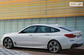 BMW 6 Series GT G32 640i AT (340 л.с.) 2018