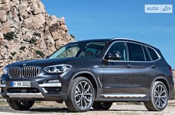 BMW X3 G01 20d AT (190 л.с.) xDrive 2017