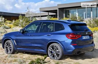 BMW X3 G01 20i AT (184 л.с.) sDrive 2017