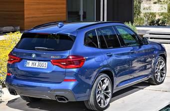 BMW X3 G01 30d AT (265 л.с.) xDrive 2019