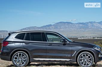 BMW X3 G01 M40i AT (360 л.с.) 2019