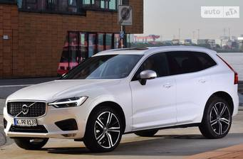 Volvo XC60 T8 2.0 АT (407 л.с.) Hybrid AWD 2018