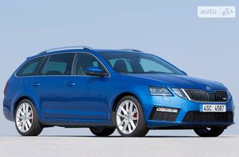 Skoda Octavia A7 New 2.0 TSI AT (230 л.с.) 2018
