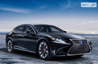 Lexus LS 500h AT (359 л.с.)  2017