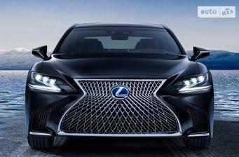 Lexus LS 500 AT (420 л.с.)  2018