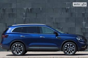 Renault Koleos 2.0D CVT (175 л.с.) AWD 2019