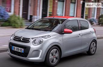 Citroen C1 New 1.0 VTi AT (68 л.с.) 2017