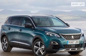 Peugeot 5008 2.0 BlueHDi AT (180 л.с.) Start/Stop 2019