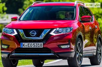 Nissan X-Trail New FL 2.0 CVT (144 л.с.) 2017