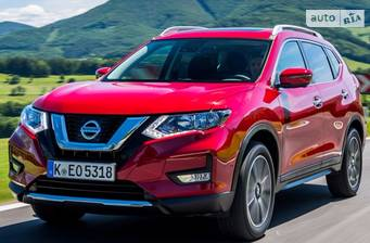 Nissan X-Trail New FL 1.6dCi MT (130 л.с.) 4WD  2017