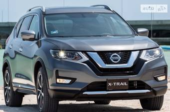 Nissan X-Trail New FL 2.5 CVT (171 л.с.) 4WD 2019