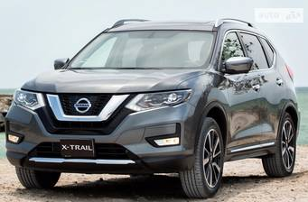 Nissan X-Trail New FL 2.5 CVT (171 л.с.) 4WD 2018