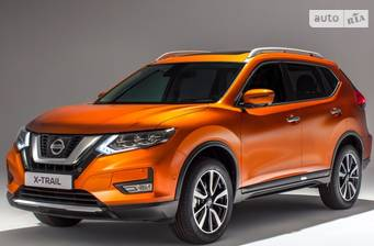Nissan X-Trail New FL 2.0 CVT (144 л.с.) 4WD 2018