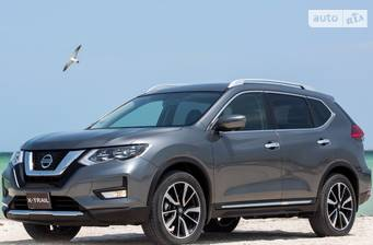 Nissan X-Trail New FL 2.0 MT (144 л.с.) 2018