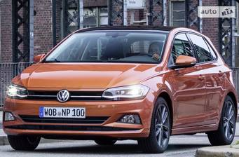 Volkswagen Polo New 1.0TSI MT (95 л.с.) 2018