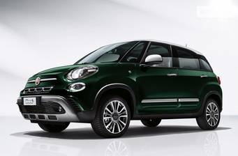 Fiat 500 L Cross 1.4 Fire MT (95 л.с.) 2017
