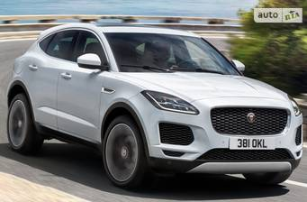 Jaguar E-Pace 2.0D AT (240 л.с.) AWD 2018