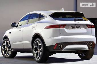 Jaguar E-Pace 2.0D AT (180 л.с.) AWD 2019