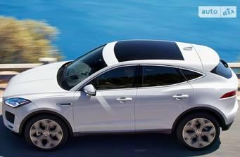 Jaguar E-Pace 2.0 AT (300 л.с.) AWD 2018