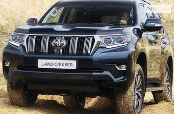 Toyota Land Cruiser Prado FL 2.8 D-4D AT (177 л.с.) 4WD 2018
