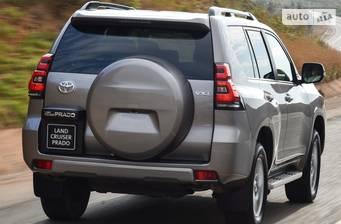 Toyota Land Cruiser Prado FL 2.8 D-4D AT (177 л.с.) 4WD 2019