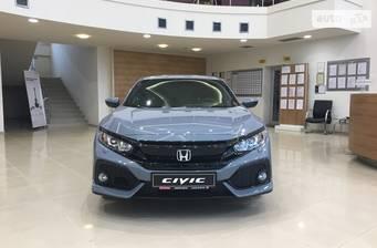 Honda Civic 1.0T VTEC CVT (129 л.с.) 2018