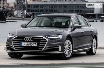Audi A8 L 50 TDI Tip-tronic (286 л.с.) Quattro 2018