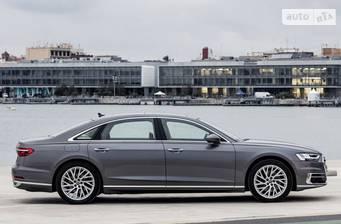 Audi A8 L 50 TDI Tip-tronic (286 л.с.) Quattro 2019