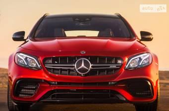 Mercedes-Benz E-Class Mercedes-AMG E 63S (612 л.с.) 4Matic+ 2018
