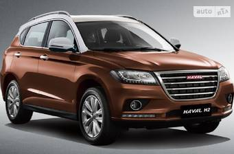 Great Wall Haval H2 1.5 AT (143 л.с.) 2019
