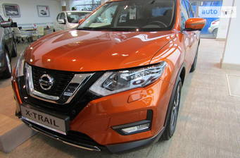 Nissan X-Trail New FL 1.6dCi CVT (130 л.с.) 2019