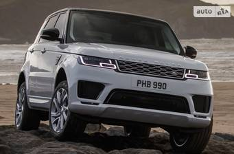 Land Rover Range Rover Sport P400e 2.0 AT (404 л.с.) Hybrid AWD 2018