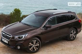 Subaru Outback 2.5i-S CVT (175 л.с.) AWD 2018