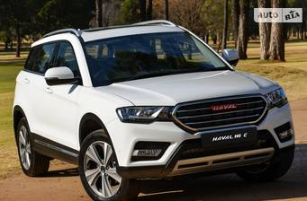 Great Wall Haval H6 1.5i DCT (163 л.с.) 2019