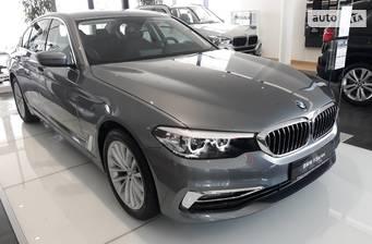 BMW 5 Series 520i AT (184 л.с.) 2017