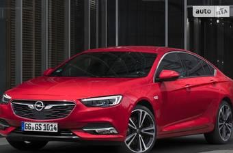 Opel Insignia Grand Sport 1.5 AT (165 л.с.) Start/Stop 2019