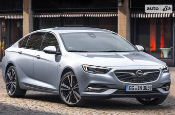 Opel Insignia Grand Sport 2.0D AT (170 л.с.) Start/Stop 2019