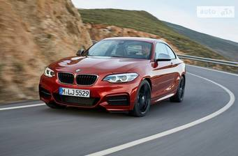 BMW 2 Series 220i AT (184 л.с.) 2017