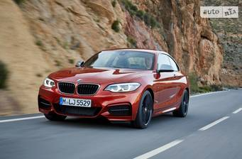 BMW 2 Series M240i MT (340 л.с.) 2017