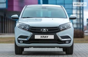Lada XRay 1.8 MT (122 л.с.) 2018