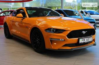 Ford Mustang 5.0 АТ (418 л.с.) 2018