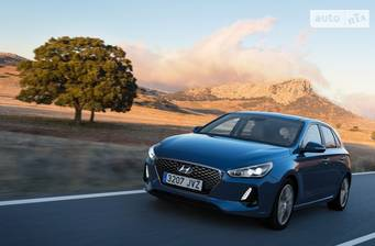 Hyundai i30 PD 1.4T AT (140 л.с.) 2018