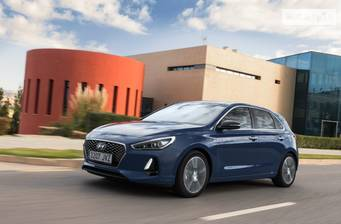 Hyundai i30 PD 1.6 AT (130 л.с.) 2018