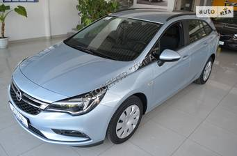 Opel Astra K 1.4 AT (150 л.с.) Start/Stop 2018